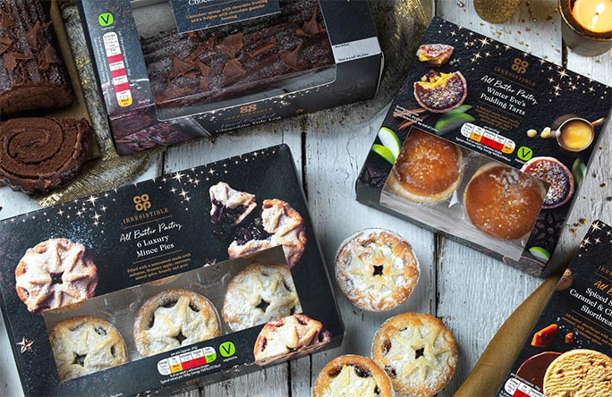 Co-op Christmas Products