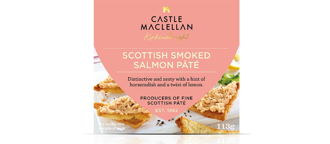 Castle MacLellan Pâté