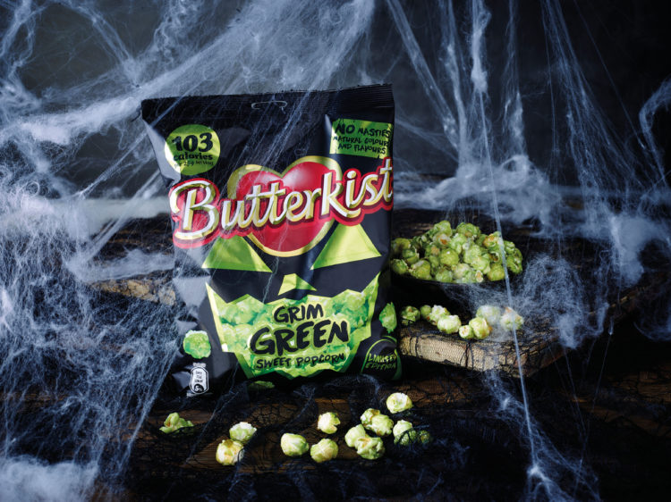 CHILLI creates spooktacular results for Butterkist